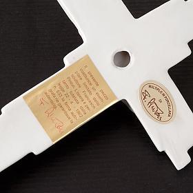 Crucifixo gótico Francesco Pinton 29 cm s2