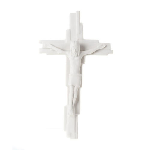 Wall Gothic Crucifix Francesco Pinton 29 cm 1