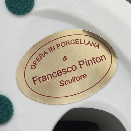 Cruz de mesa Francesco Pinton 26 cm 12