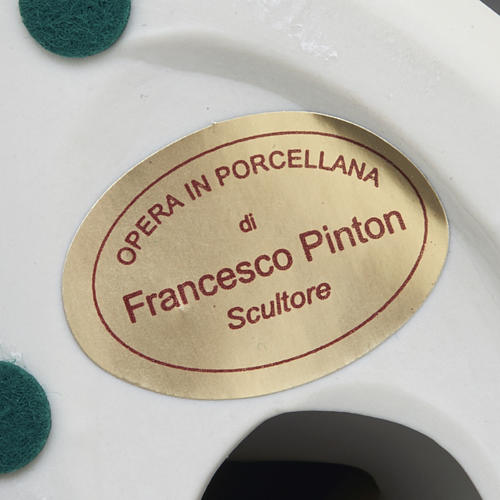 Table cross Francesco Pinton 26 cm 12