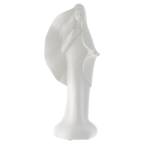 Madonna di Medjugorje 35 cm F. Pinton 1