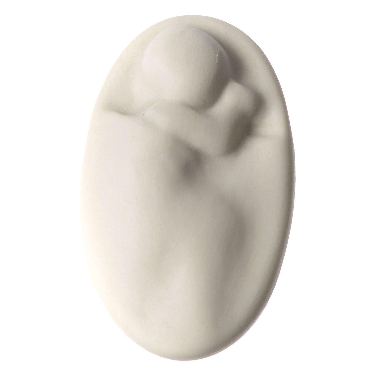 Nativité porcelaine pour crèche 16 cm Pinton 4