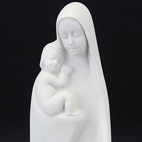 Virgem Maria com Menino de pé Francesco Pinton s10