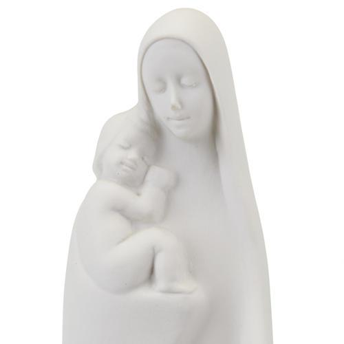 Virgem Maria com Menino de pé Francesco Pinton 3