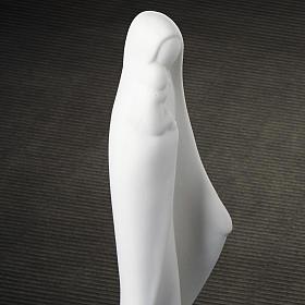 Virgen con niño de pie mignon Pinton 16 cm s3