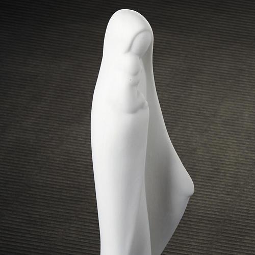 Virgen con niño de pie mignon Pinton 16 cm 3