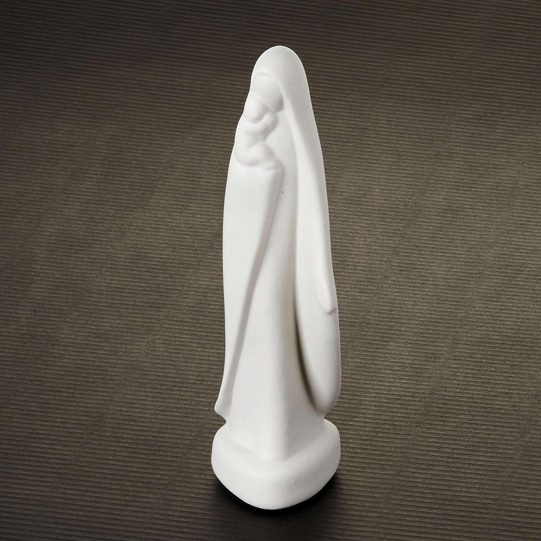 Marie avec l'enfant Jésus, petite taille Pinton 16 cm 4