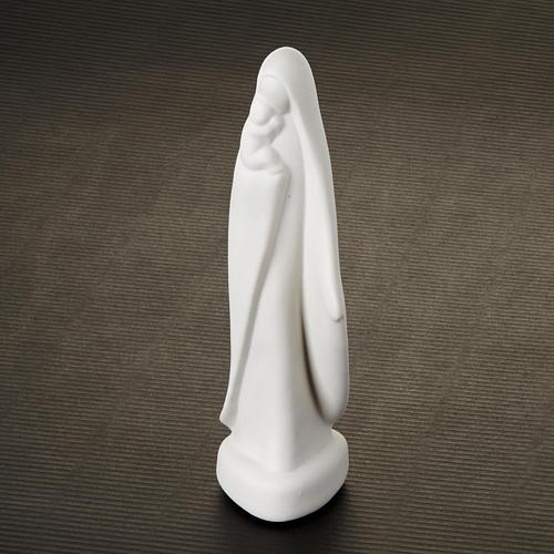 Madonna con bimbo in piedi mignon Pinton 16 cm 2