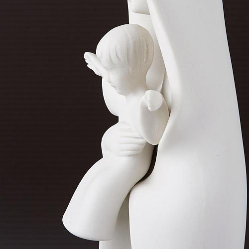 Madonna con velo e bimbo Francesco Pinton 7