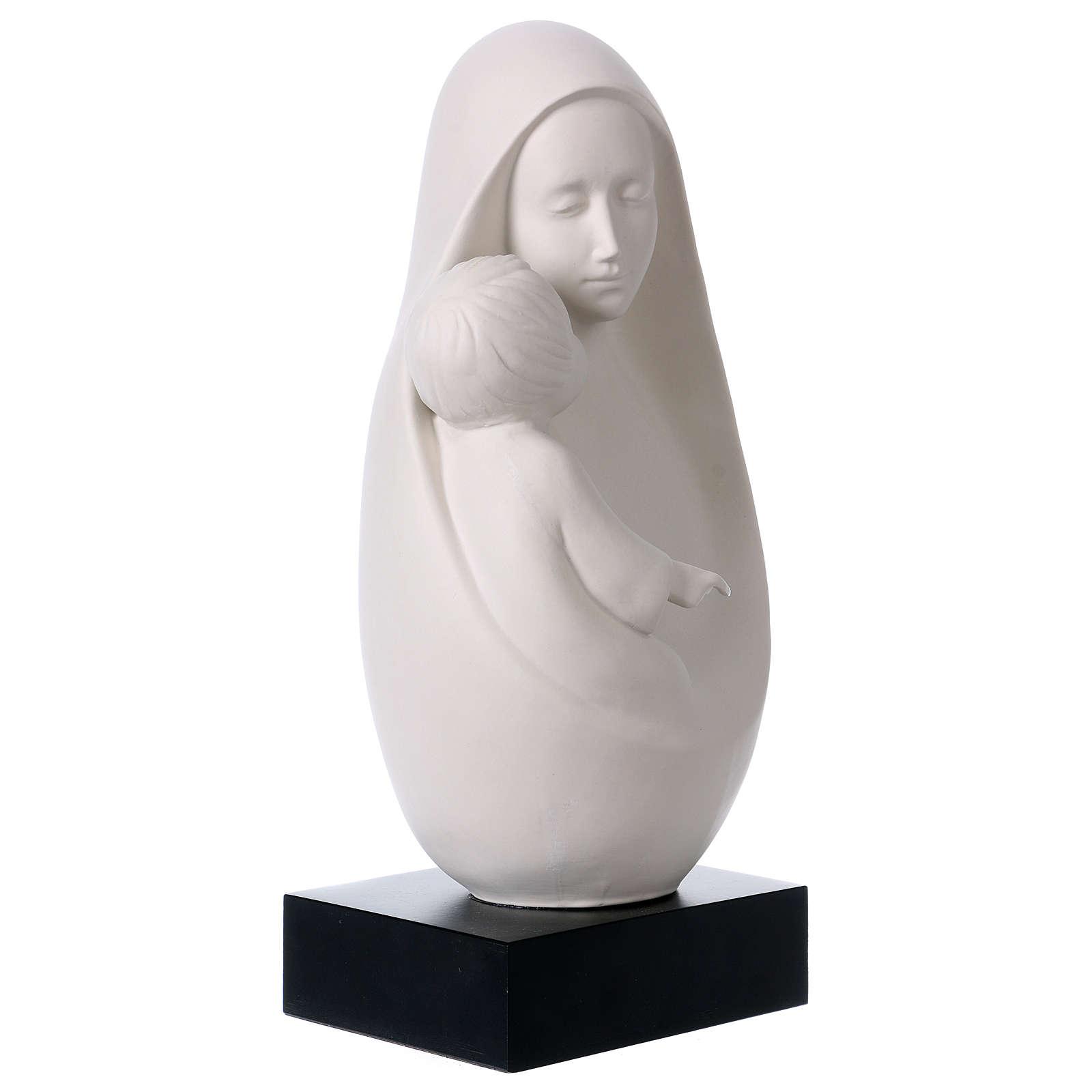 Marie avec l'enfant Jésus Pinton 32 cm 4