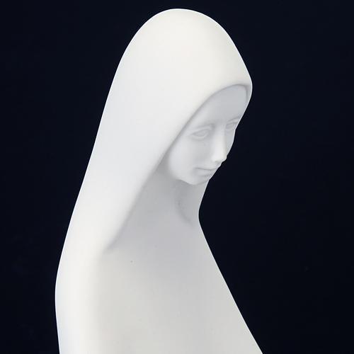 Madonna a braccia aperte 35 cm Francesco Pinton 5