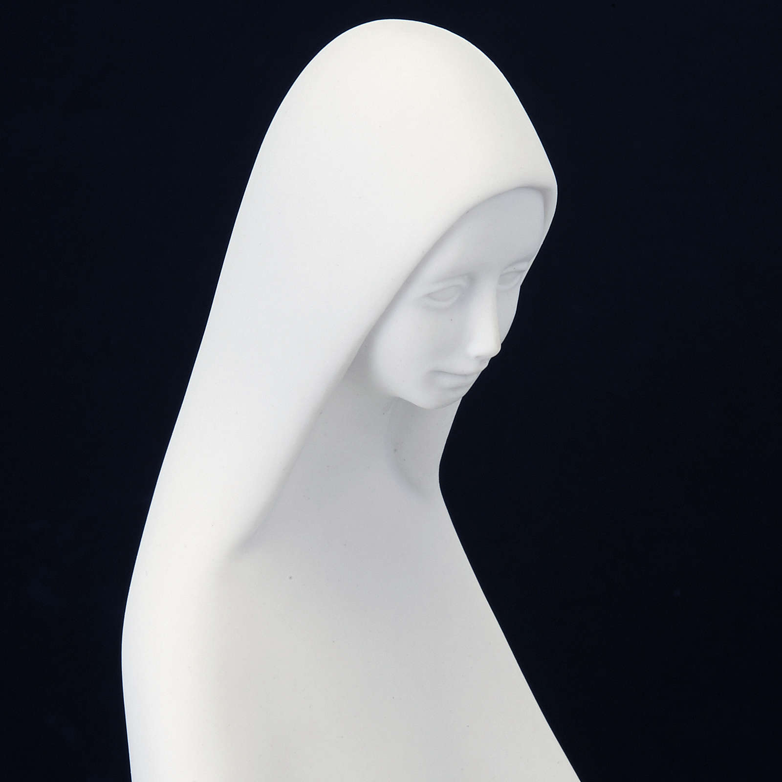 Mother Mary with open arms Francesco Pinton 4