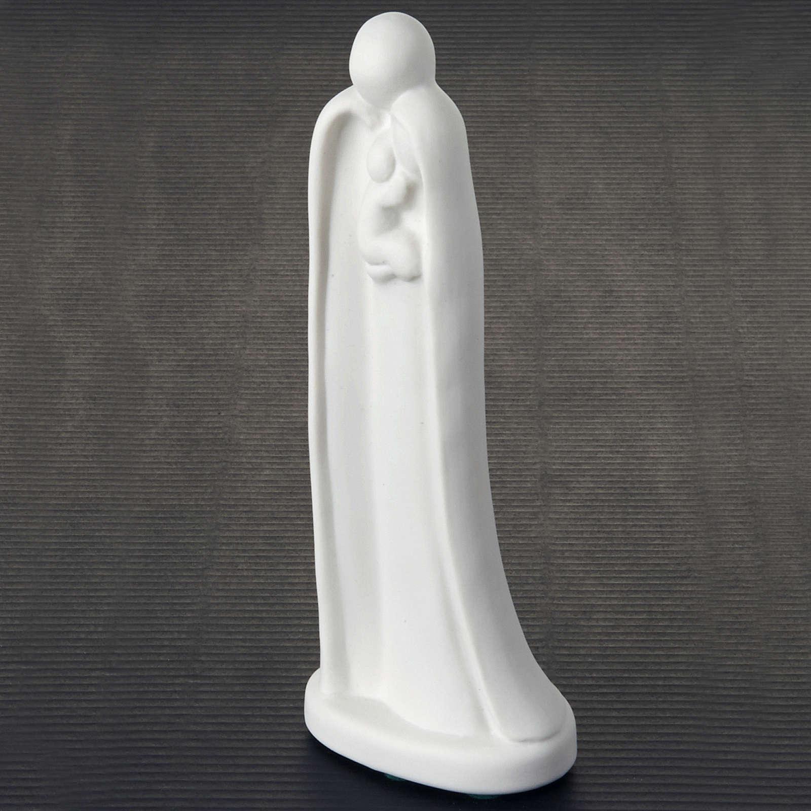 Sainte Famille petite taille Francesco Pinton 16 cm 4