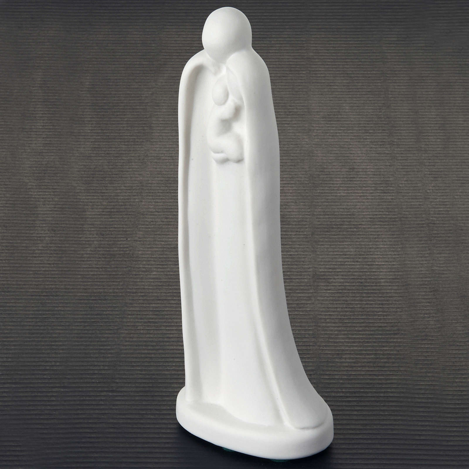 Sacra Famiglia mignon Francesco Pinton 16 cm 4