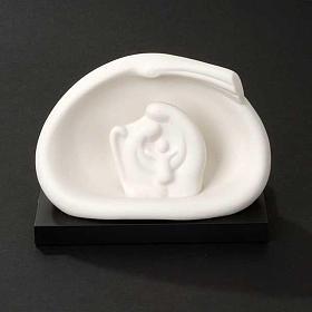 Sainte Famille, nativité, stylisée,comète Francesco Pinton 11 cm s4