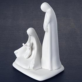 Natività stilizzata in piedi Francesco Pinton 16 cm s2