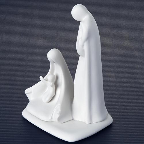Natività stilizzata in piedi Francesco Pinton 16 cm 2