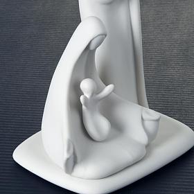 Natividade estilizada em pé Francesco Pinton 16 cm s3