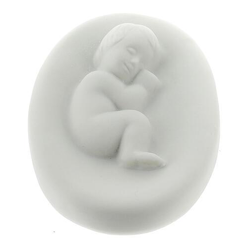 Natività porcellana cm 15 Francesco Pinton 2