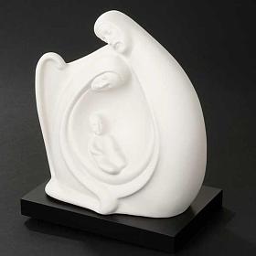 Natividade redonda porcelana Francesco Pinton 12-17-22 cm s4