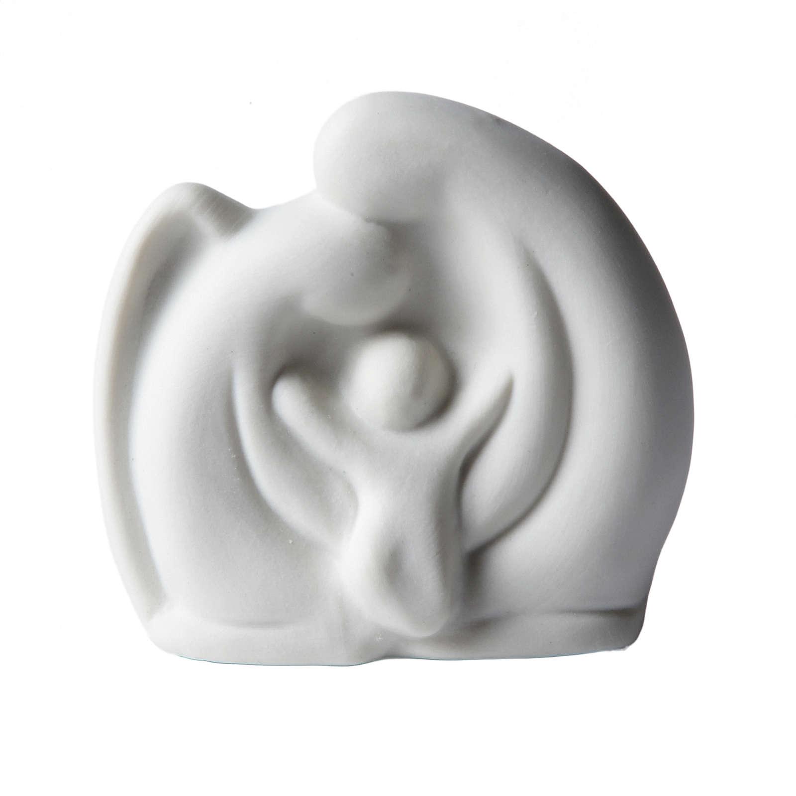 Sainte Famille, nativité,petite taille, stylisée Pinton 6 cm 3