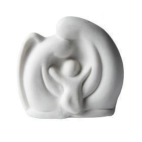 Sainte Famille, nativité,petite taille, stylisée Pinton 6 cm s1