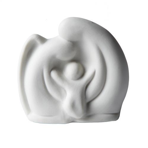 Sainte Famille, nativité,petite taille, stylisée Pinton 6 cm 1