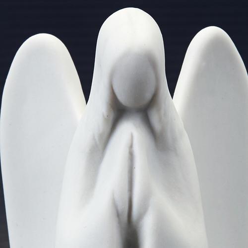 Ángel de la guarda mignon Francesco Pinton 9 cm 7
