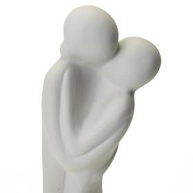 Pocałunek porcelana Francesco Pinton 16-31-46 cm s3