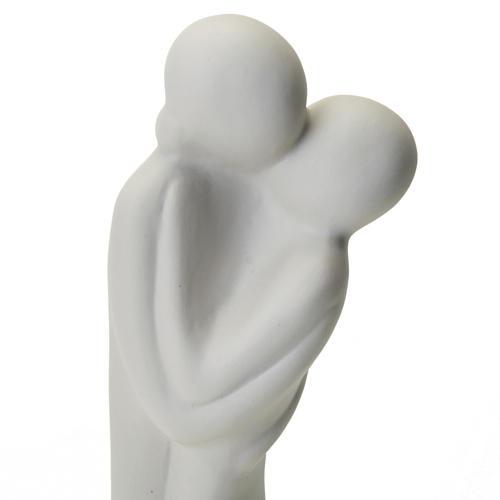 Pocałunek porcelana Francesco Pinton 16-31-46 cm 4