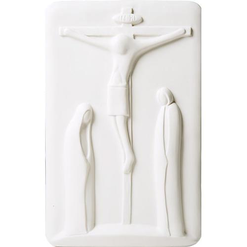 Bas-relief Compassion Francesco Pinton 29 cm 1