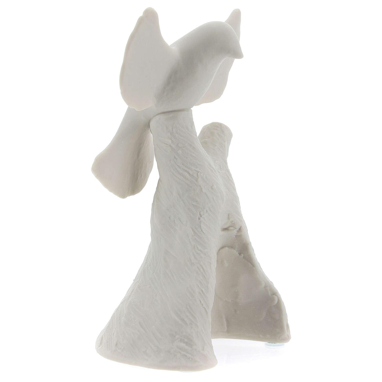 Dove of Peace Francesco Pinton 15 cm 4
