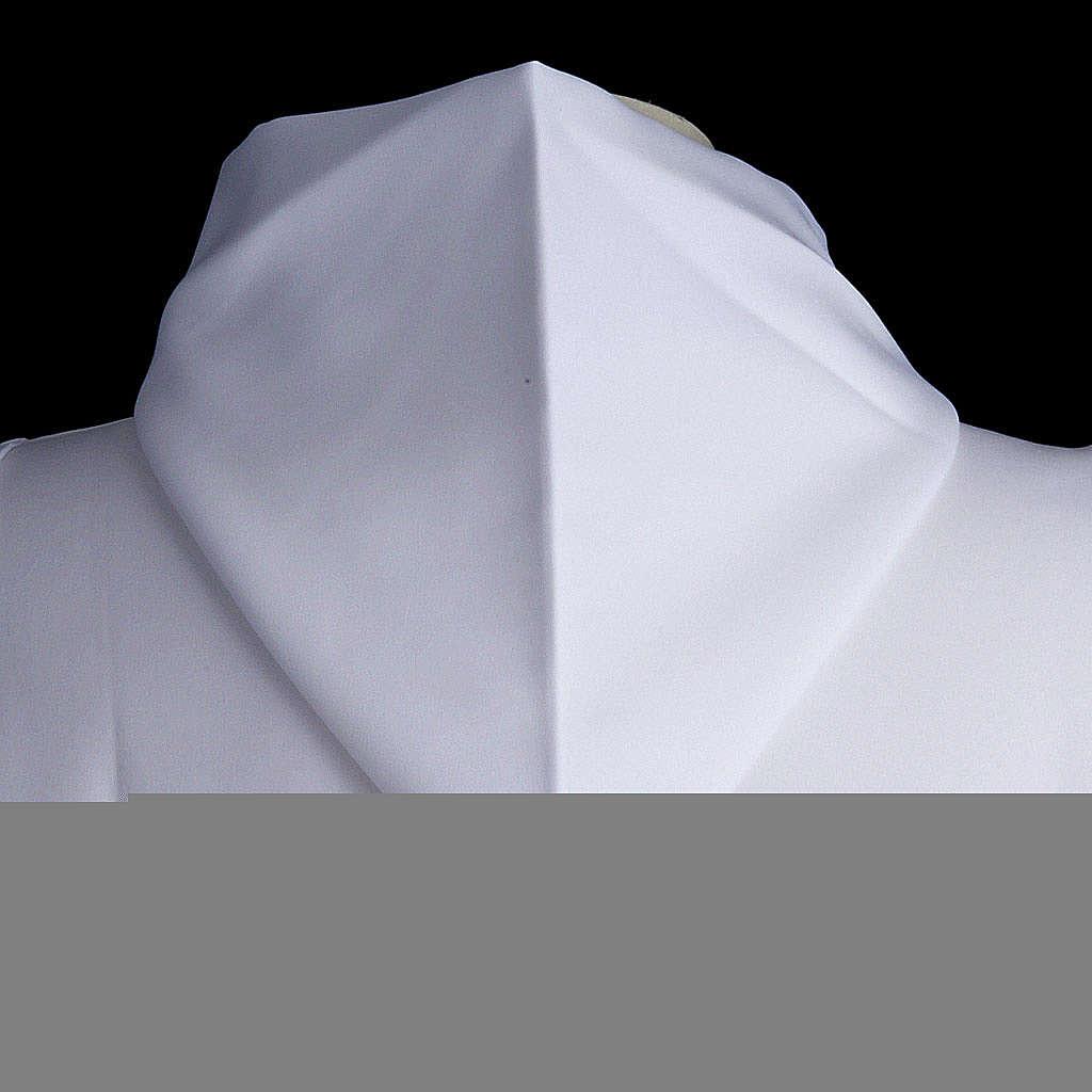 Túnica con capucha para la Primera Comunión 4