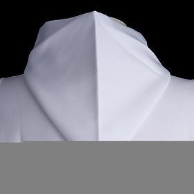 Túnica con capucha para la Primera Comunión s6