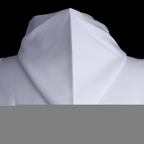 Túnica con capucha para la Primera Comunión 6