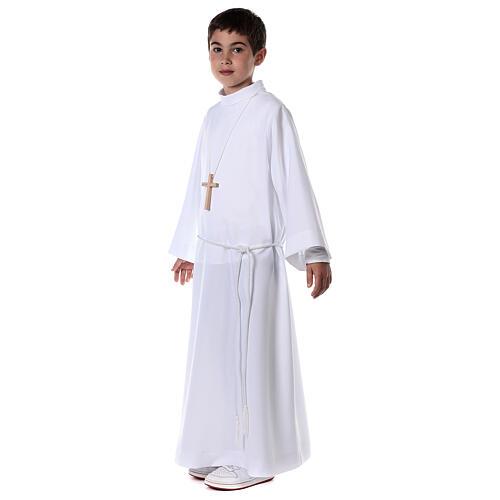 First communion alb white 6