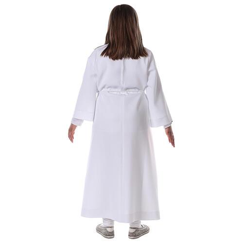 First communion alb white 10
