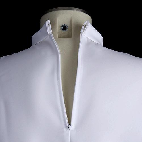 Vestido de primera comunión blanco de niña 3