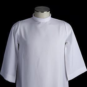 Aube communion fille blanche s2