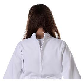 Sukienka komunijna dla dziewczynki biała s9