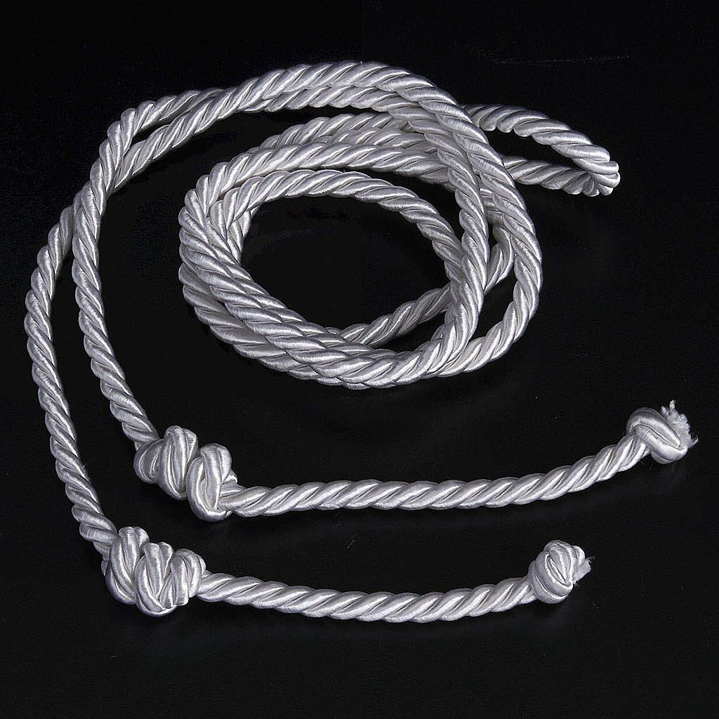 Zingulum mit Knoten für Erstkommunion 4