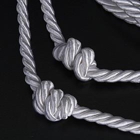 Zingulum mit Knoten für Erstkommunion s3