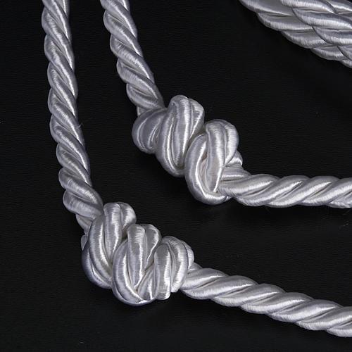 Zingulum mit Knoten für Erstkommunion 3
