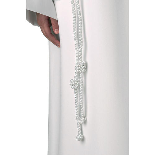 Rope cincture for Communion alb 1