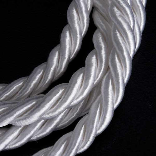 Rope cincture for Communion alb 4