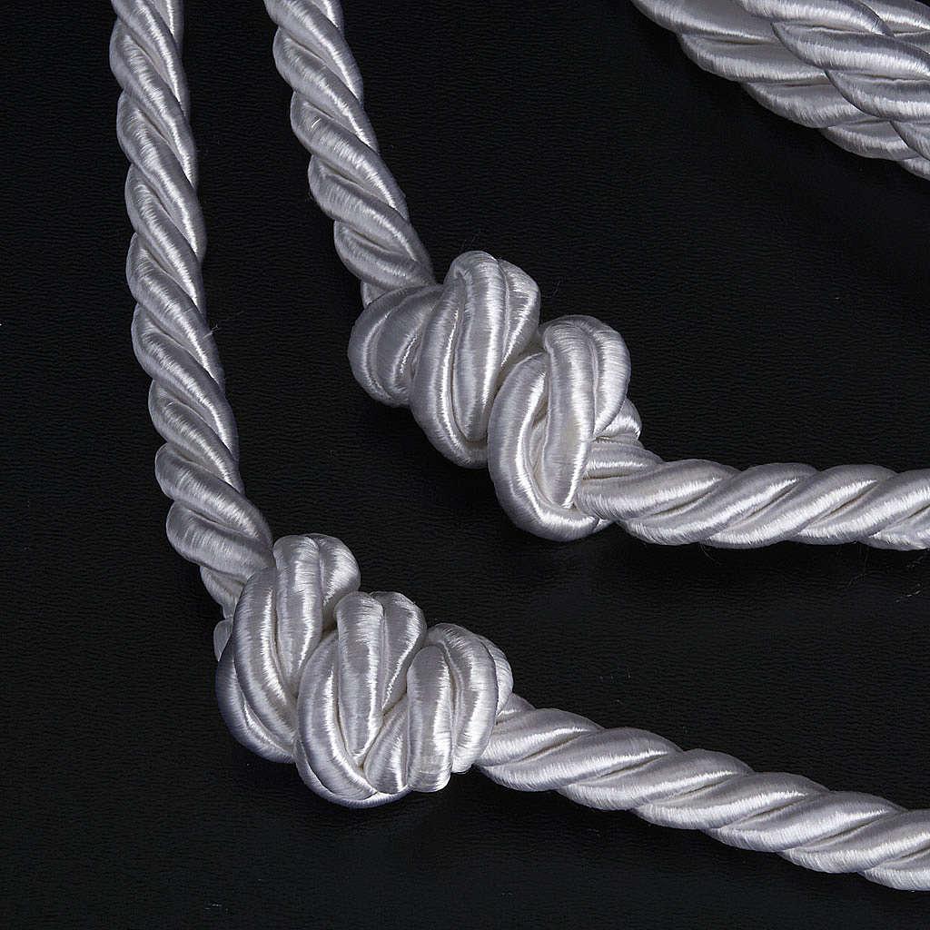 Cordon d'aube communion avec noeud 4