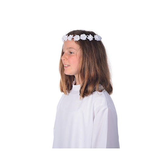 First communion accessories: headband 2