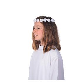 Accessoire aube communion: serre-tête s7