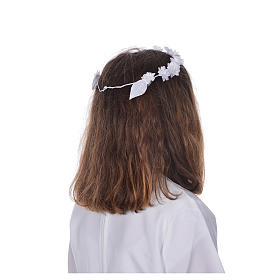 First communion accessories: headband s6