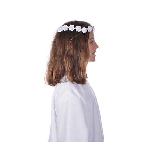 First communion accessories: headband 9